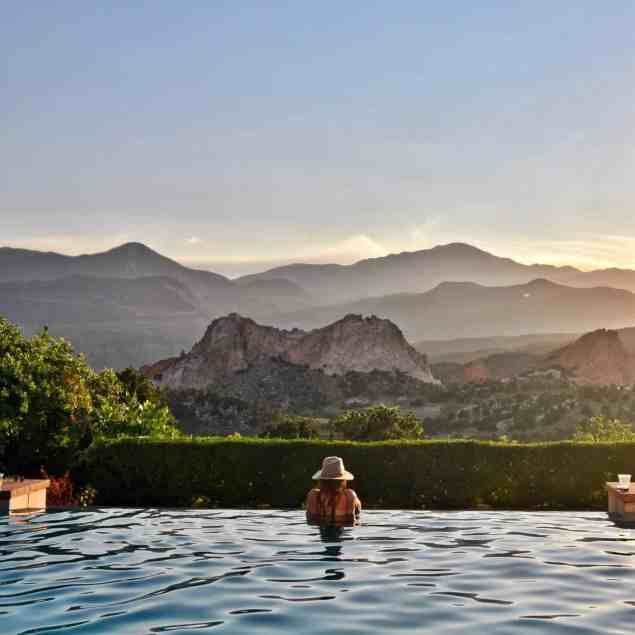 Family-friendly resort in Colorado Springs