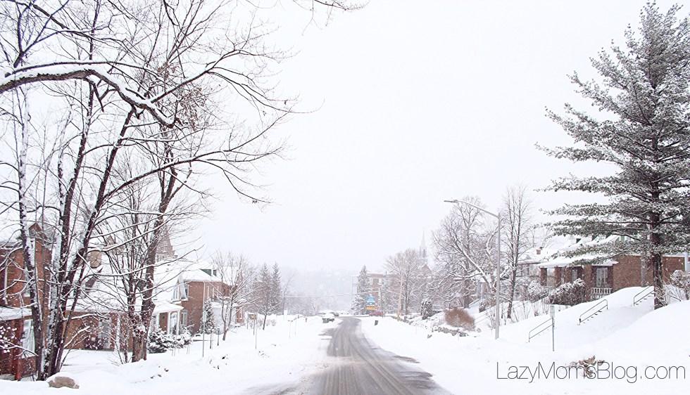 Enjoy winter