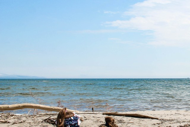 crisp air adventures ideas for your next cooler beach day with kids!