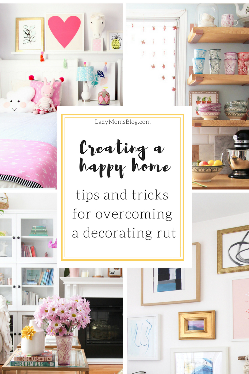 Creating A Happy Home That You And Your Family Will Love And Feel  Comfortable In Is Not At All That Difficult! And Since My Home Was Being  Featured In The ...