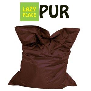 Lazy Place Sitzsack Pur braun