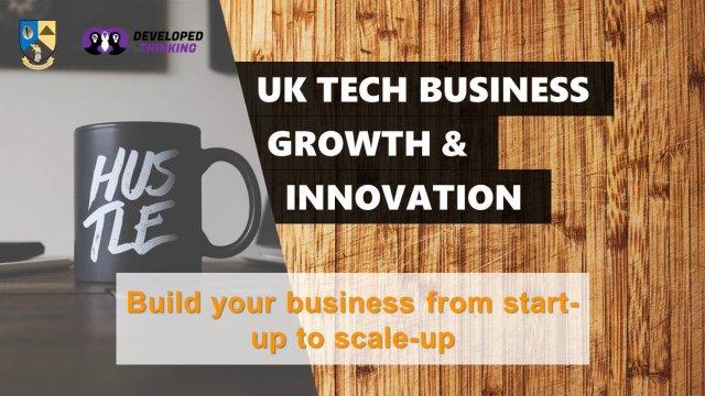 uk tech business growth  & innovation