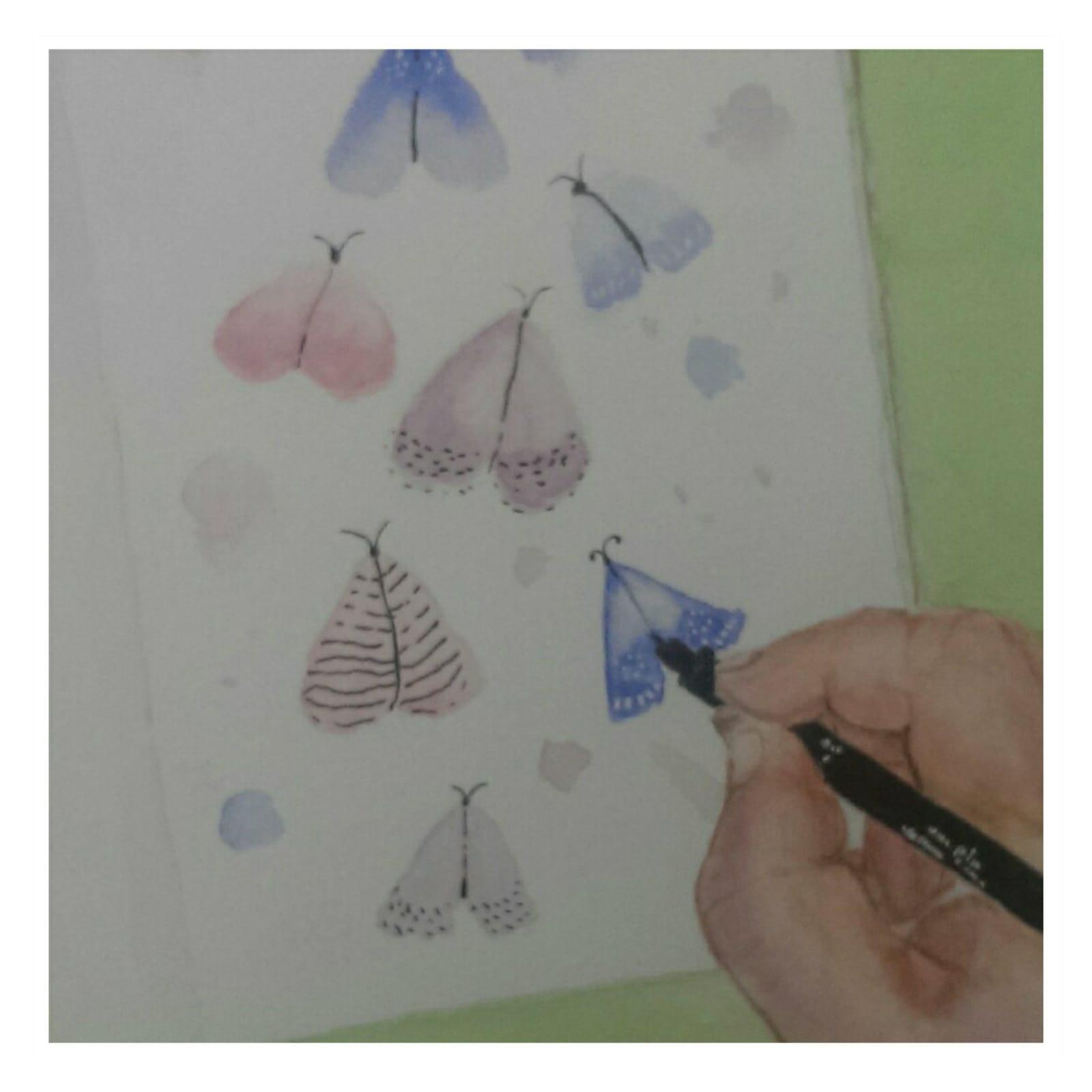 LBAS Sketchbook project