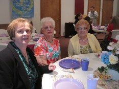 Mary Ann, Joyce, and Judy