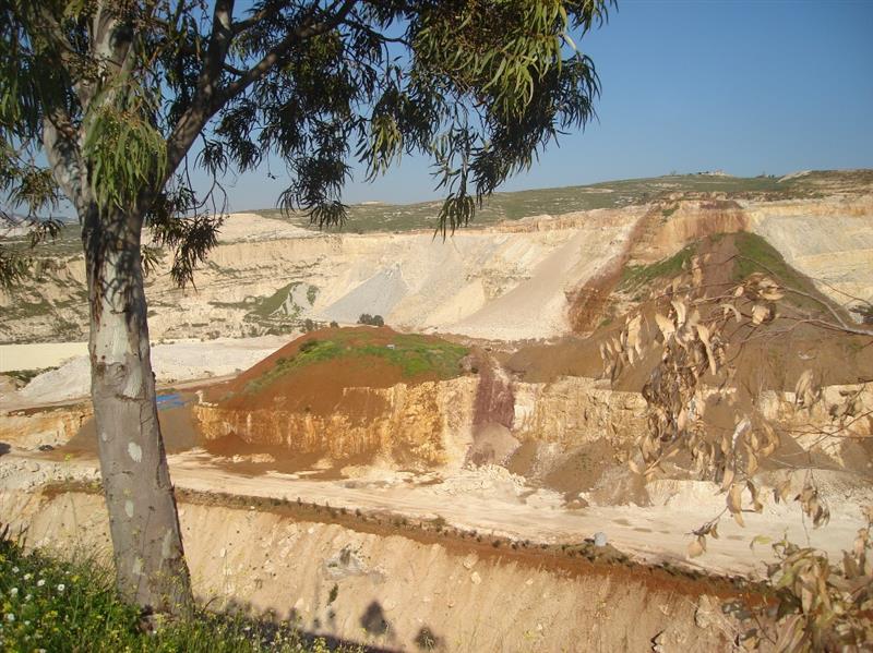 هيئة حماية البيئة في الكورة- تلوث في شكا 2