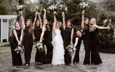 Ivory Garden Wedding