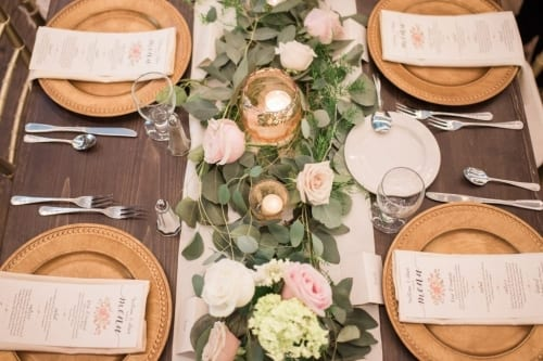 Blush Wedding At The Foundry