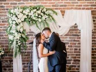 Timeless Ivory Wedding