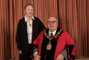 Mayor and Myoress 2017