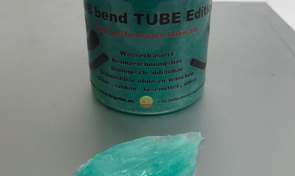 LUBbend TUBE Edition Hintergrund