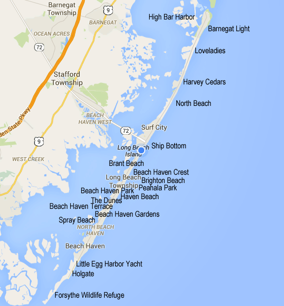Lbi Nj: Bob Keeler -LBI Real Estate-Jersea Realty
