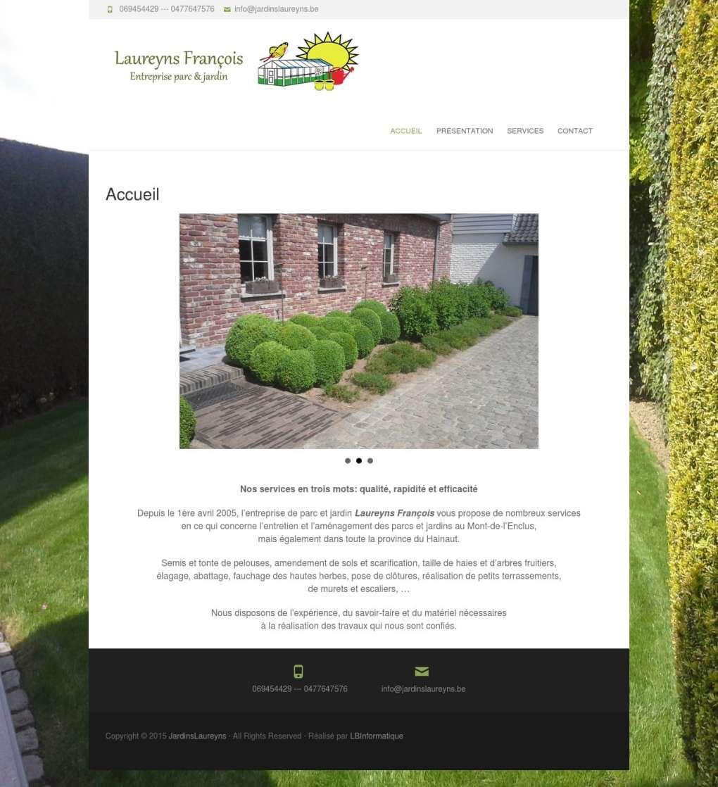 Jardins Laureyns