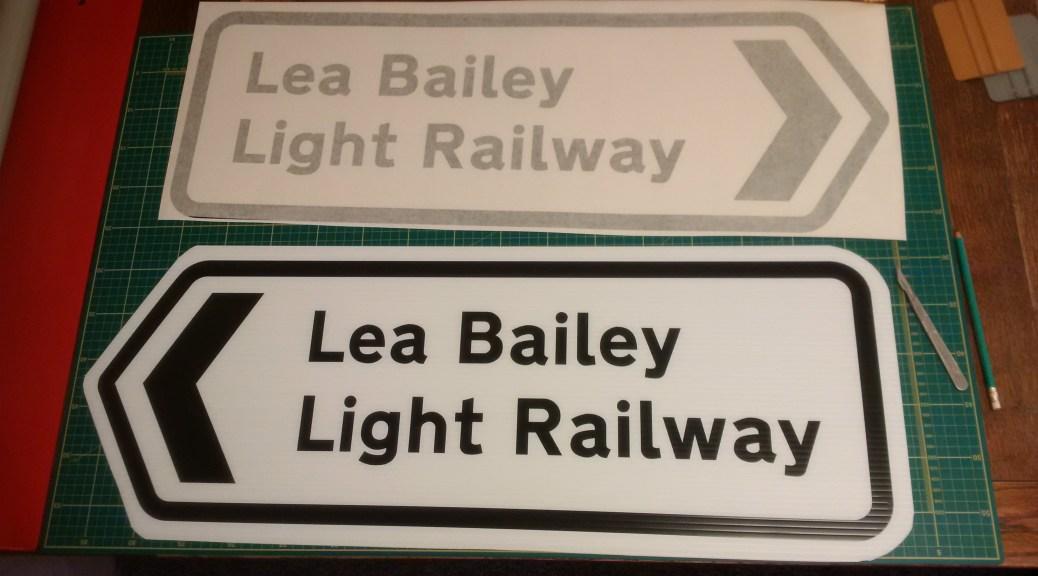 Lea Bailey Signs