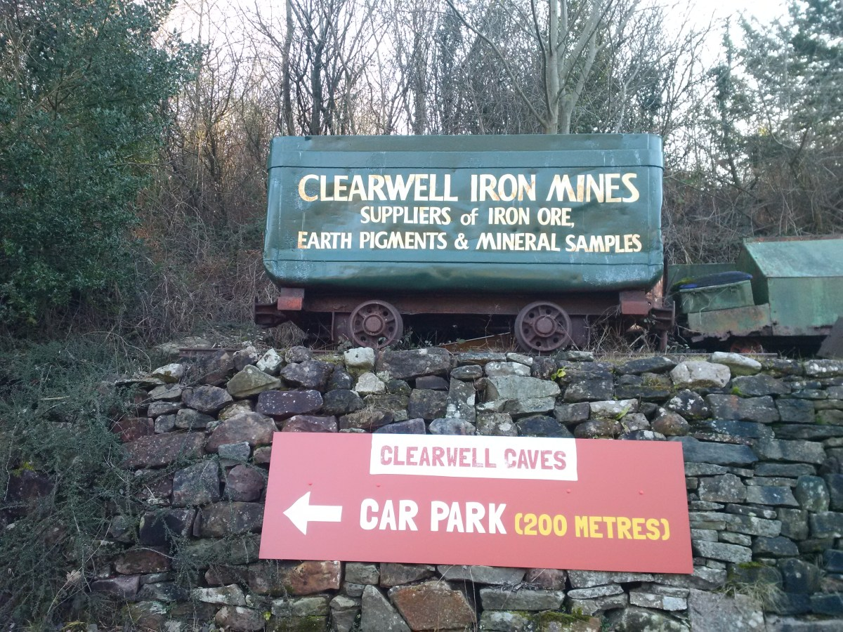 Clearwell Caves wagon, NCB type