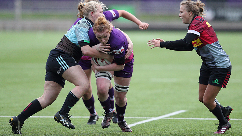 Seven Loughborough Lightning Rugby Players Named In
