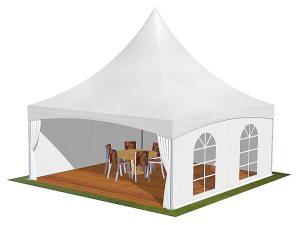 Tentes de Reception