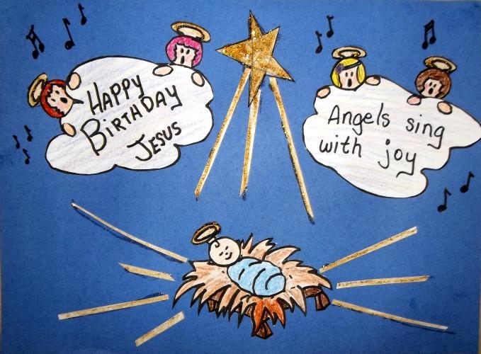 Happy Birthday Jesus 4