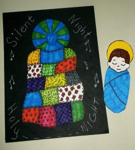 baby jesus blanket 1