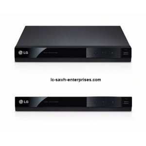 LG DVD player DP 132