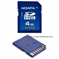 SDHC Flash Memory Card