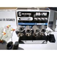 Eagle Eye Security DVR-4-PRO Surveillance Camera by Sky