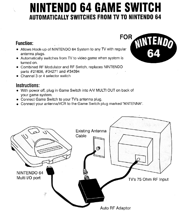 Nintendo 64 Game Switch?fit\=795%2C904 diagrams 17501094 dish hopper wiring diagram rf modulator hopper 3 wiring diagram at aneh.co