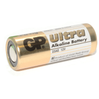GP alkaline battery 23AE 23A 12V