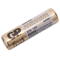 GP alkaline battery 27A 12V