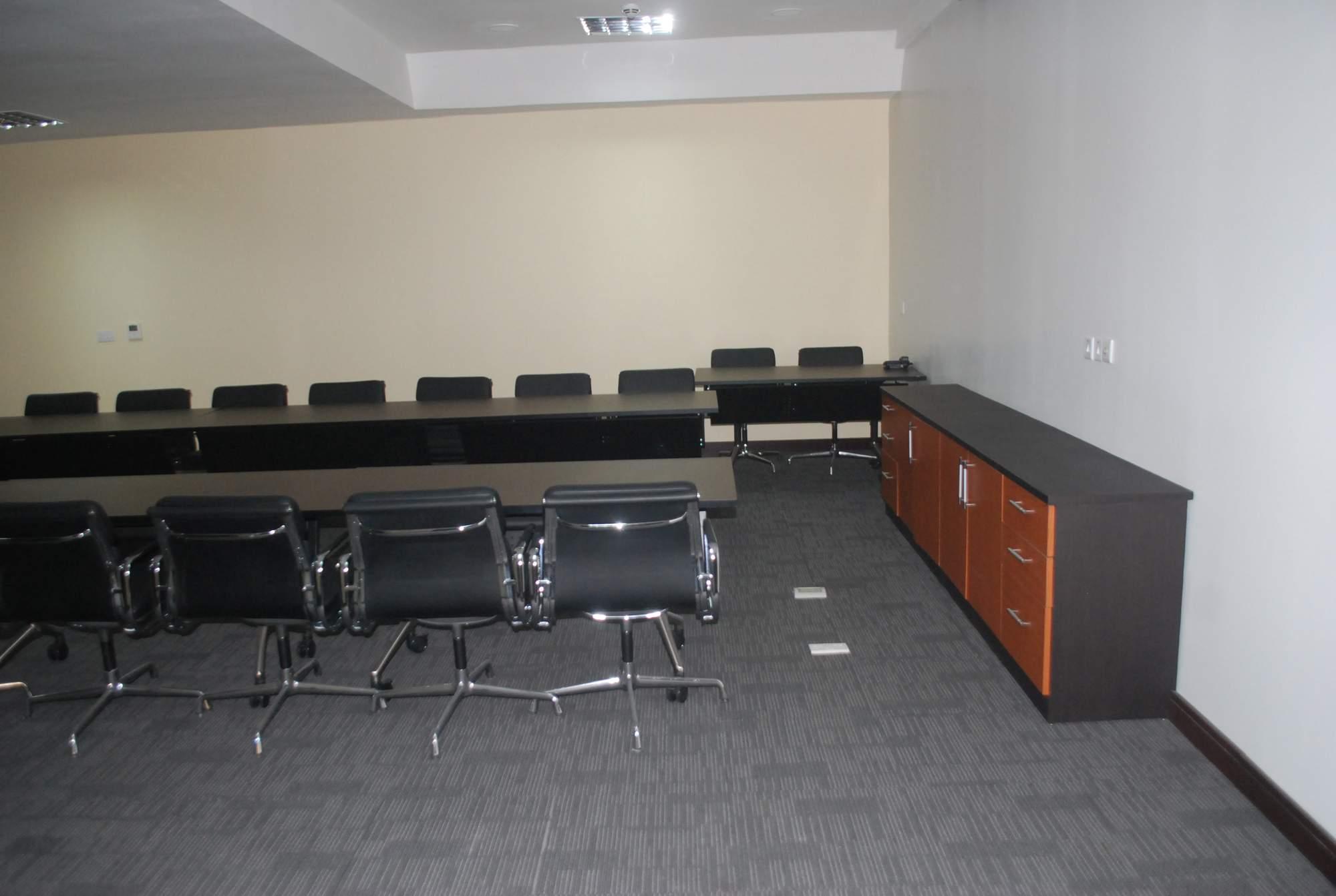 Hearing room