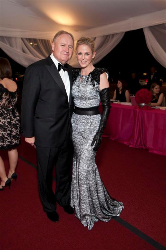 Gary and Elizabeth Petersen