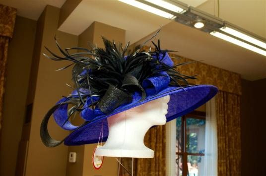 Hats Fascinators and Book Signing (5)