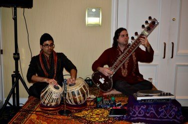 Music at Pakistan Literacy Fund Gala