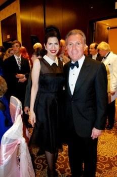 Kelli Cohen Fein and her husband D. Kohen