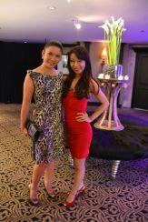 Christina Zhou and Melissa Chan