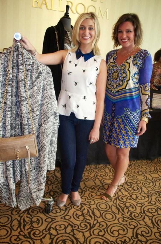 Erin Christie and Alyssa Dahnert from French Cuff Boutique