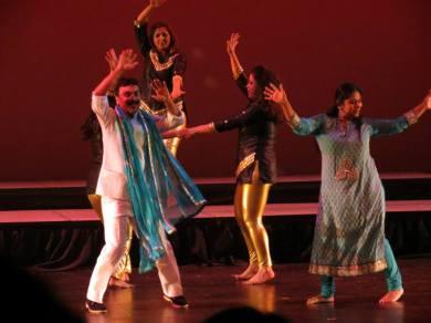 Shefali and Chetan Jhaveri - Dance