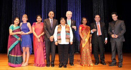 IFFH 2013 Award Winners