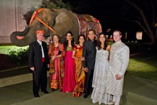 Museum of Fine Arts Houston India Gala October 4, 2013. (photo ©2013 Richard J. Carson)