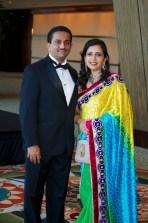 Asha and Pankaj Dhume