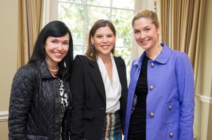 Gracia Duncan, Estela Crockrell, Lisa Oren
