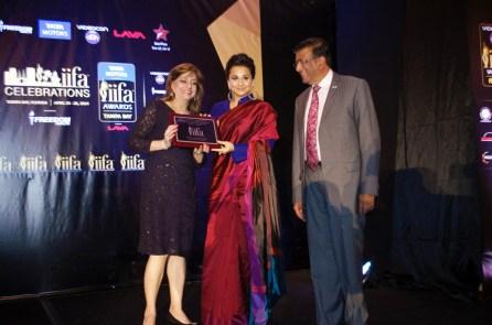 International Indian Film Academy Awards Press Conference with Vidya Balan