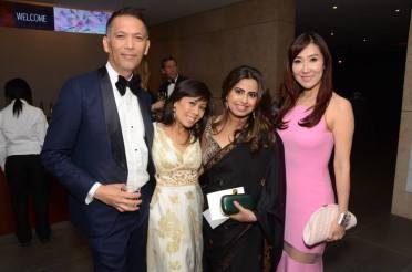Marc Marc, Chau Nguyen Todd, Ruchi Mukherjee, Mandy Kao