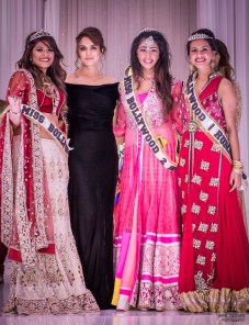 Miss Bollywood Pageant Contest with chief guest Preity Zinta