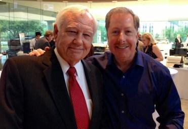 Bob Fuller and Sam Malone