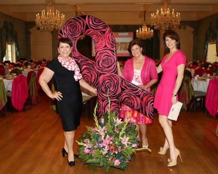 Michelle Meissner, Dorothy Gibbons, Jessica Rossman