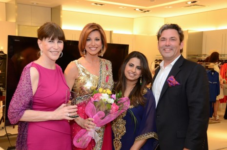 Shelby Hodge, Dominique Sachse Florescu, Ruchi Mukherjee, Jared Lang
