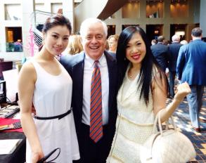 Tiffany T. Zhang, Don Sweat, Connie Kwan Wong