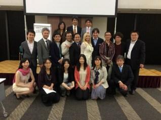 Breakthrough Experience in Tokyo