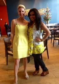 Lori Freese and Ruchi Mukherjee