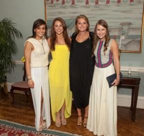 Annabel Massey, Olivia Flores, Alex Beckham, Morgan Allen